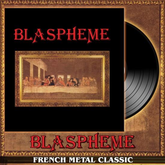 BLASPHEME - Blaspheme Vinyl LP
