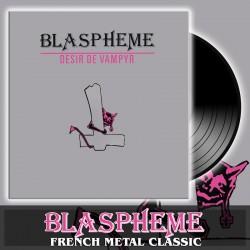 BLASPHEME - Desir De Vampyr Vinyl (Pre-Order)