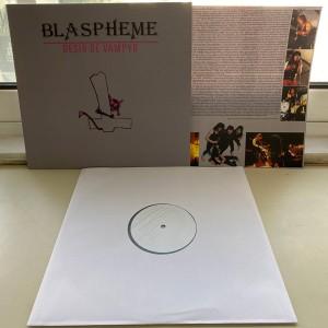 BLASPHEME - Desir De Vampyr Vinyl (TEST PRESS)