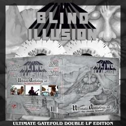 BLIND ILLUSION - The Likewise Sessions (Ultimate Anthology Vol 1) Vinyl GATEFOLD 2LP