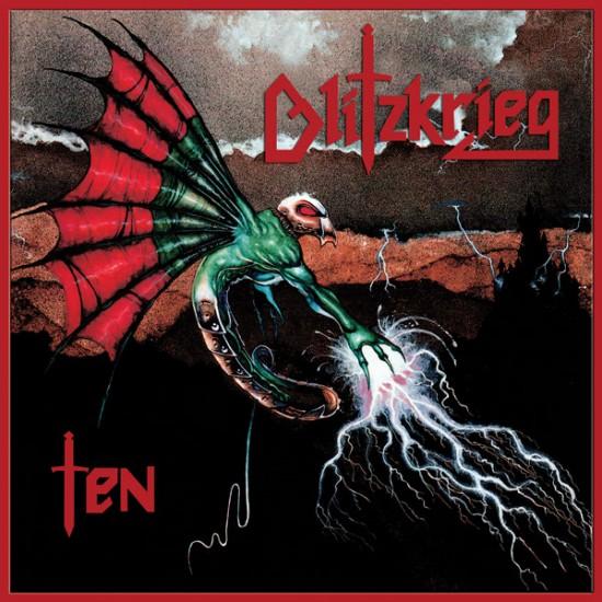 BLITZKRIEG - Ten CD