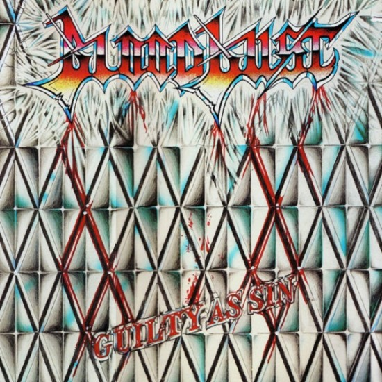 BLOODLUST - Guilty As Sin CD