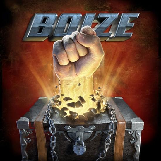 BOIZE - Boize CD