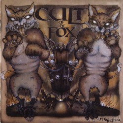CULT OF THE FOX - Angelsbane CD