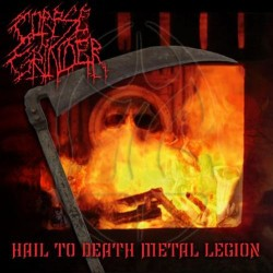 CORPSE GRINDER - Hail To Death Metal Legion CD