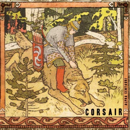 CORSAIR - Alpha Centauri MCD