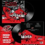 COBRA - Back From The Dead Black Vinyl
