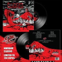 COBRA - Back From The Dead Black Vinyl (Pre-Order)