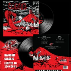 COBRA - Back From The Dead Black Vinyl