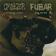 CATHETER / FUBAR - Split CD