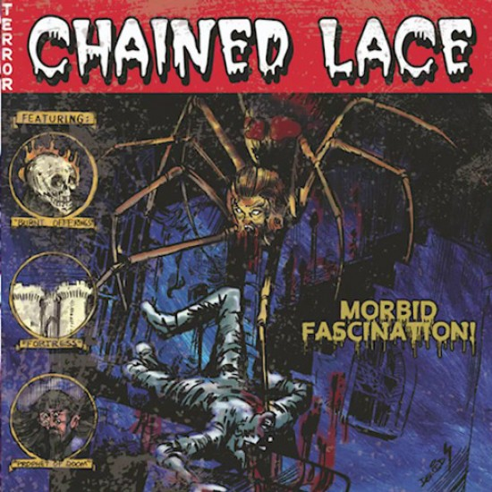 CHAINED LACE - Morbid Fascination CD
