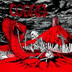 COBRA - Back From The Dead CD (USED!)