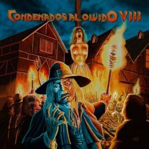 CONDENADOS AL OLVIDO - Maquetas 80s