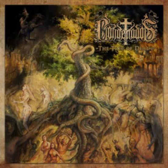 CONDENADOS -The Tree Of Death CD