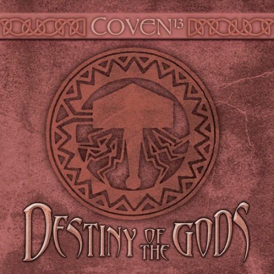 COVEN - Destiny Of The Gods CD