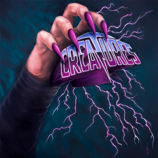 CREATURES - Creatures CD (Pre-Order)