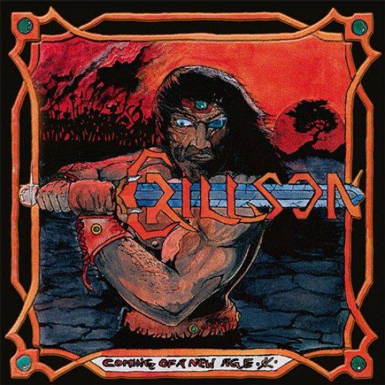 CRILLSON - Coming Of A New Age CD