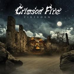 CRIMSON FIRE - Fireborn CD
