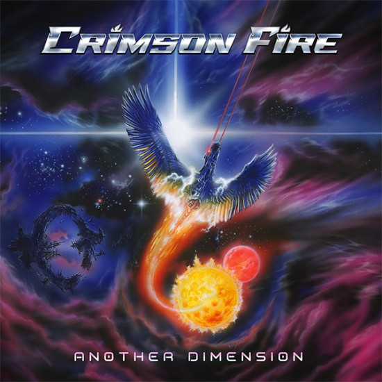 CRIMSON FIRE - Another Dimension CD