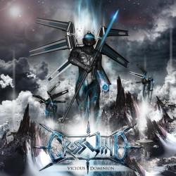CROSSWIND - Vicious Dominion CD