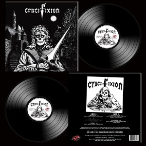 CRUCIFIXION - Green Eyes Black Vinyl (Pre-Order)