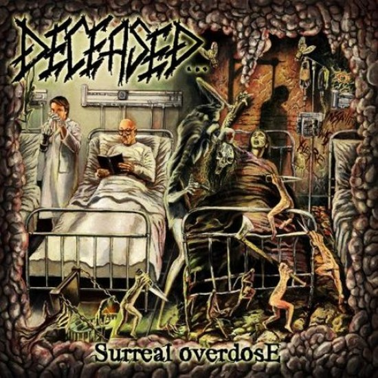 DECEASED - Surreal Overdose +OBI (Limited Deluxe Edition) CD