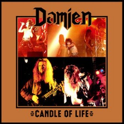 DAMIEN - Candle Of Life CD+DVD