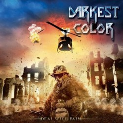 DARKEST COLOR - Deal With Pain CD