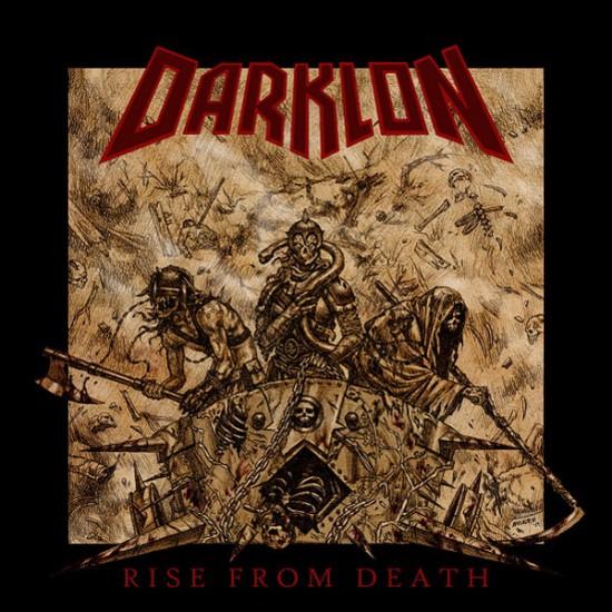 DARKLON - Rise From Death CD