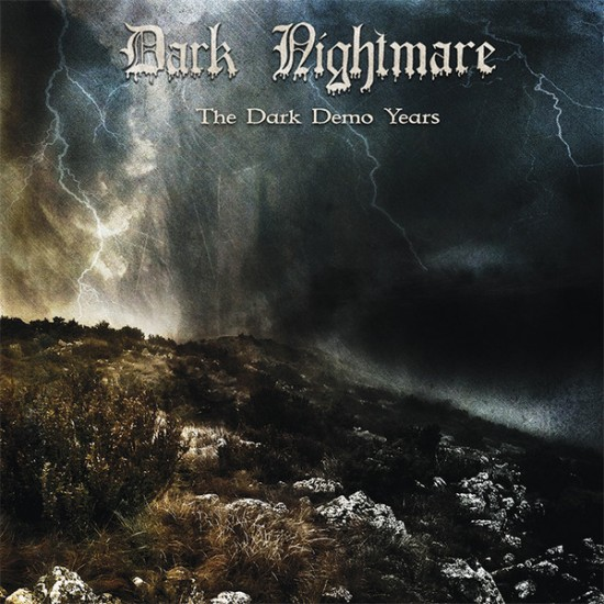 DARK NIGHTMARE - The Dark Demo Years CD
