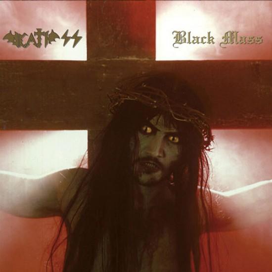 DEATH SS - Black Mass CD