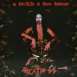 DEATH SS - ...In Death Of Steve Sylvester CD