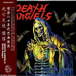 DEATH ANGELS - Noite Negra CD+OBI