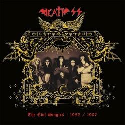 DEATH SS - The Evil Singles 1983 / 1997 CD