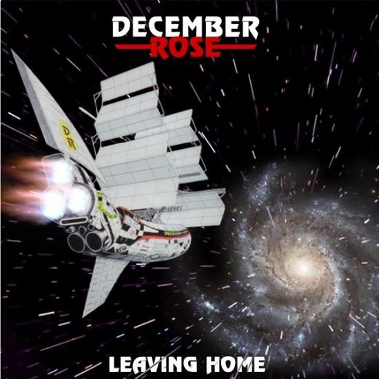 DECEMBER ROSE - Leaving Home CD