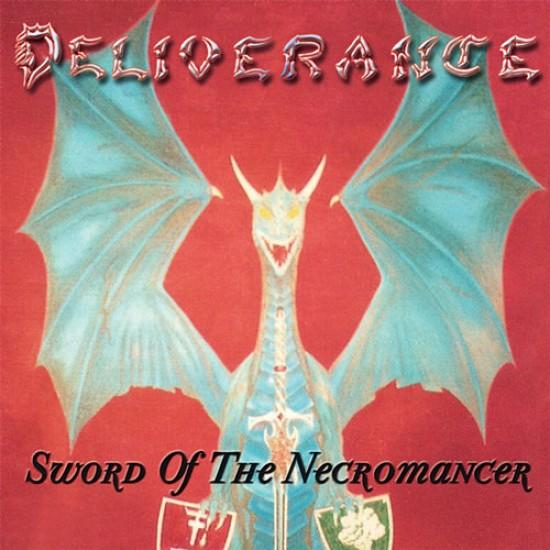 DELIVERANCE - Sword Of The Necromancer CD