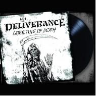 DELIVERANCE - Greeting Of Death LP