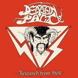 DEMON PACT - Released From Hell CD