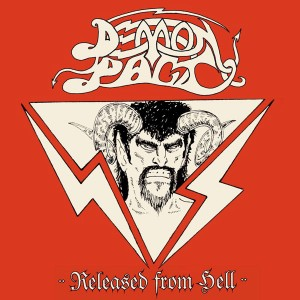 DEMON PACT - Released From Hell