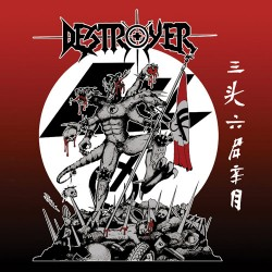 DESTROYER - Monster With Six Arms And Three Heads