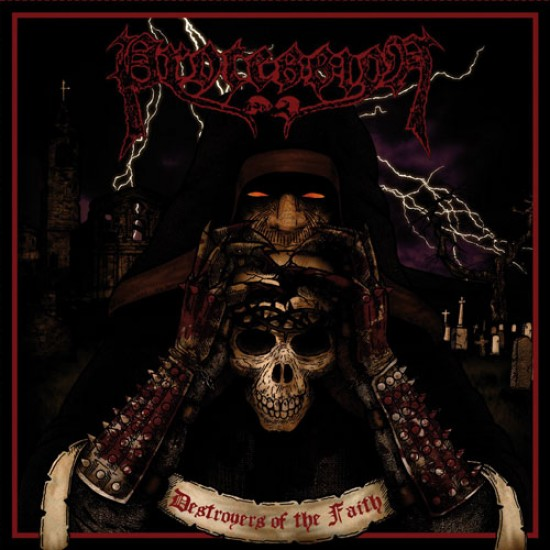 PROCESSION - Destroyers Of The Faith CD