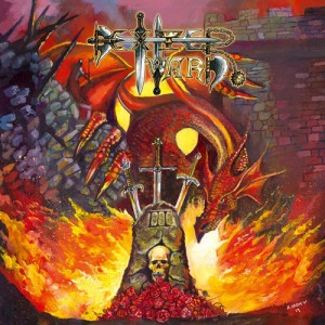 DEXTER WARD - III Black Vinyl