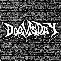 DOOMSDAY - 1989-1991... Thrashing Days