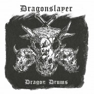 DRAGONSLAYER - Dragon Drums (Black Vinyl) LP