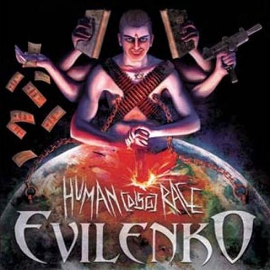 EVILENKO - Human [Disg]Race CD