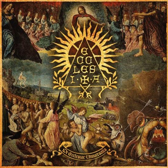 ECCLESIA - De Ecclesiae Universalis CD