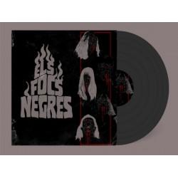 ELS FOCS NEGRES - Els Focs Negres Black Vinyl  LP