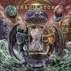 ERADIKATOR - Obscura CD