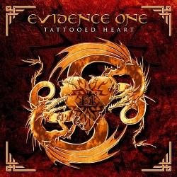 EVIDENCE ONE - Tattooed Heart CD