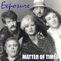 EXPOSURE - Matter Of Time CD